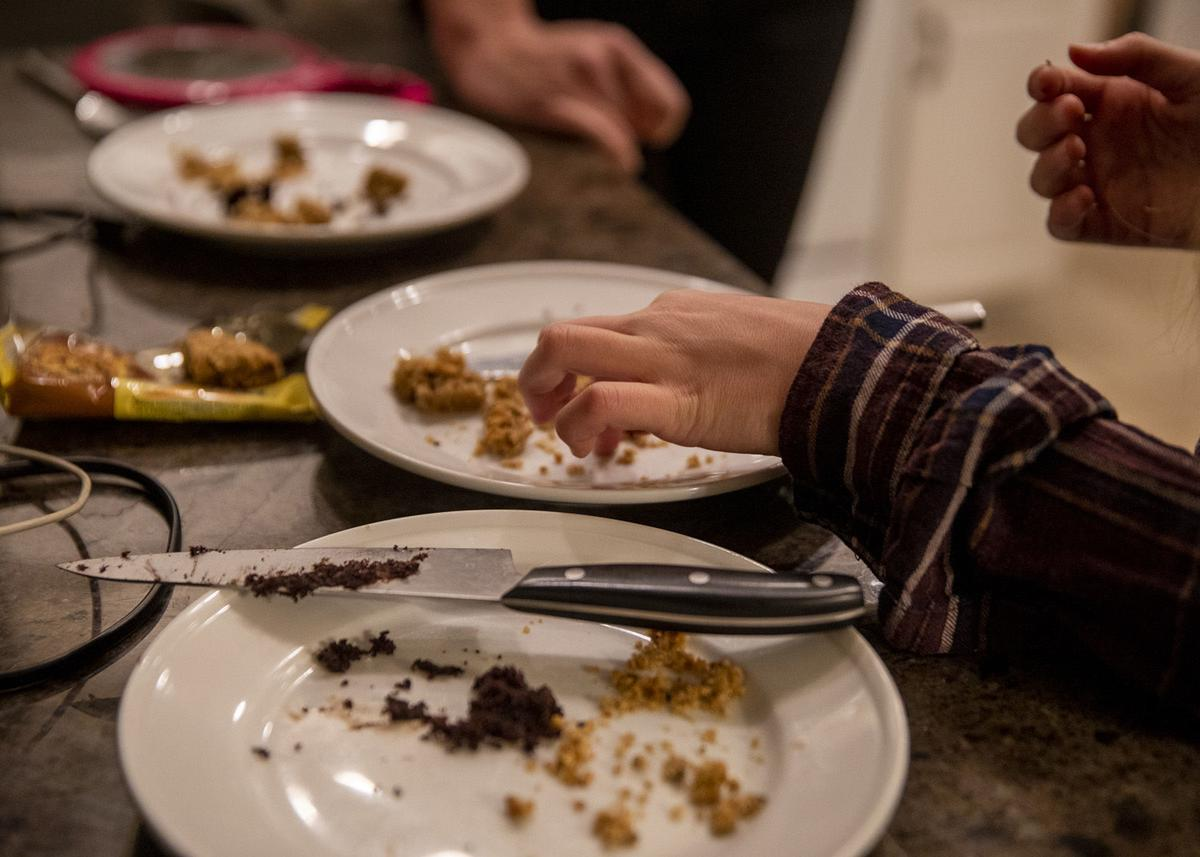 How food therapy has helped one family's daughter expand her taste horizons
