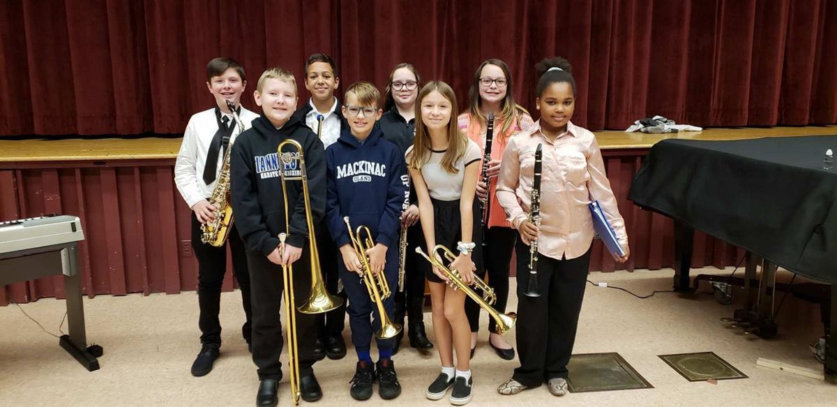 19 Phoenix musicians participate in elementary All-County Band, Chorus festival