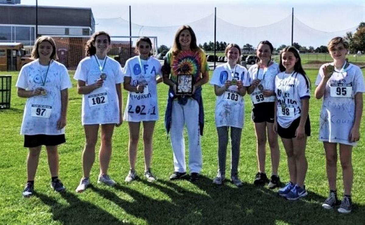OFA wins Modified Girls title at Salmon River Filthy Fun Mud Run