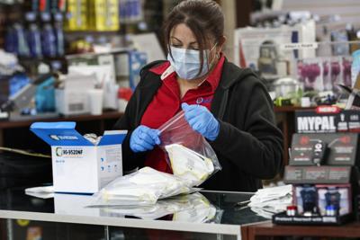 Microsoft push brings medical supplies to U.S.