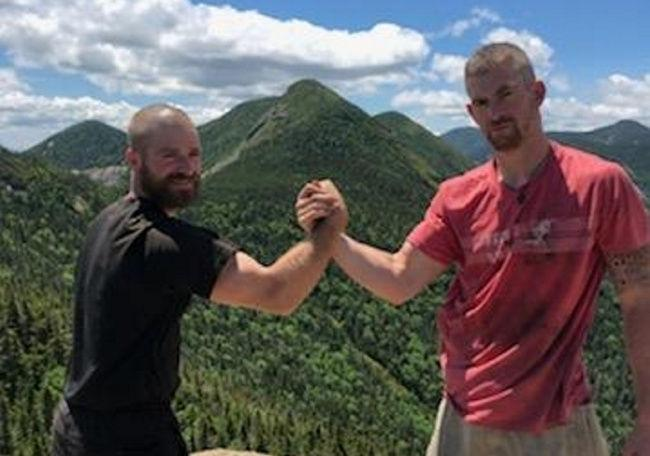 Two hikers set new record for climbing 46 High Peaks of Adirondacks