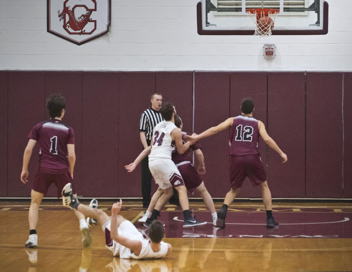 Chateaugay stays perfect, wins Class D basketball crown