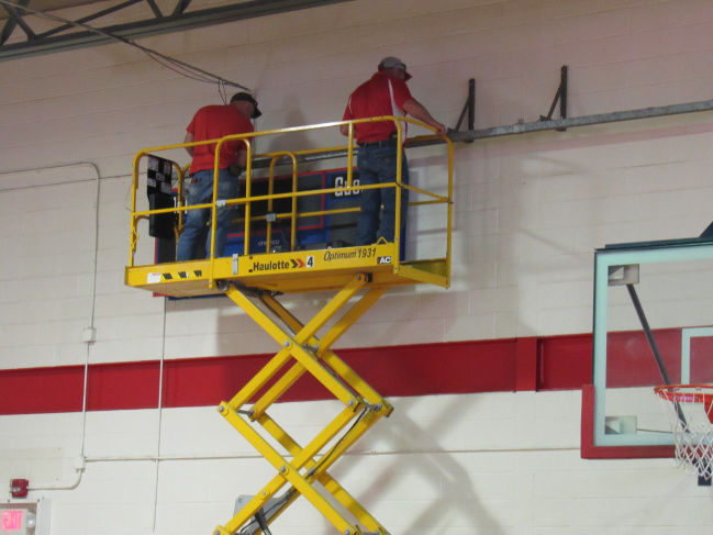 New scoreboards a win for Massena Central School thanks to $10K Arconic grant