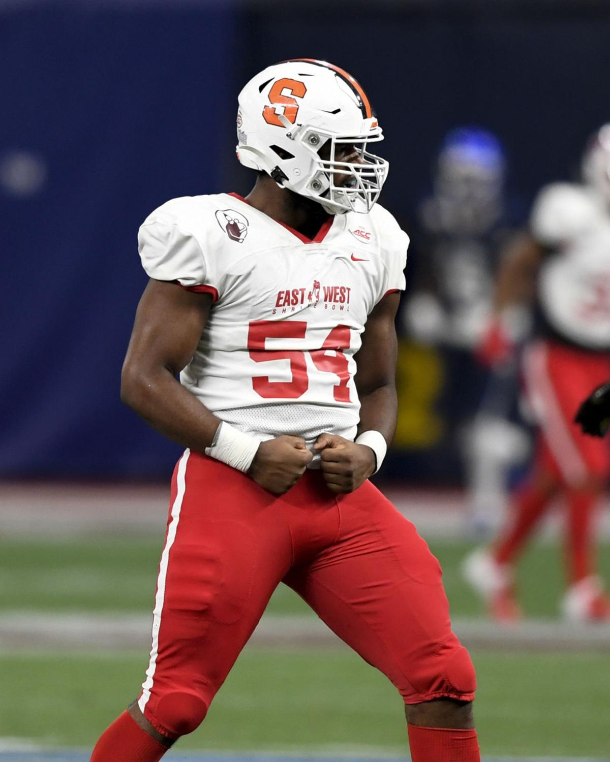 Ex-SU players sign NFL free-agent contracts