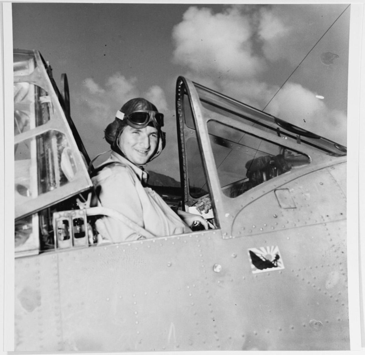Posthumous Medal of Honor sought for pilot