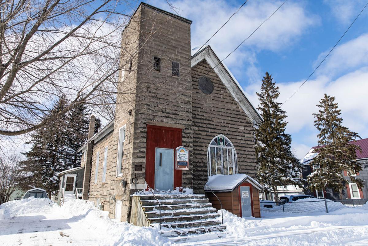 City church's fate in jeopardy