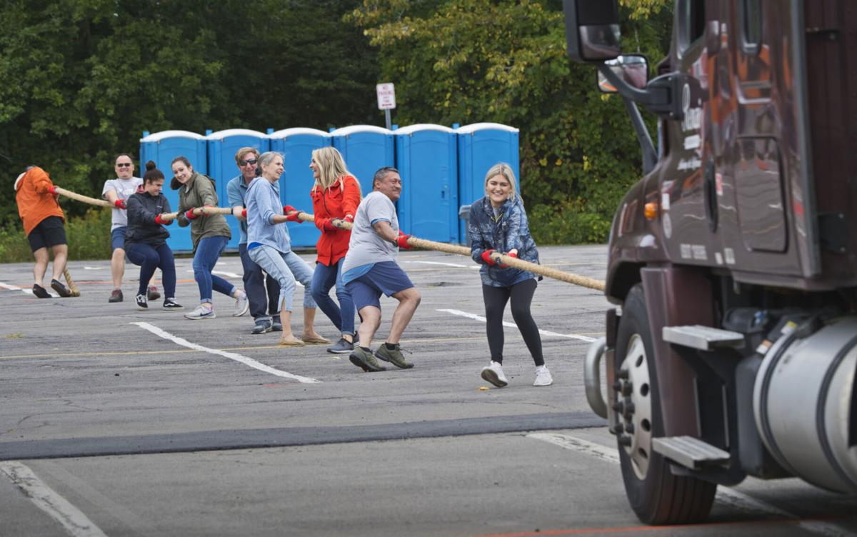 Truck pull to benefit United Way Saturday