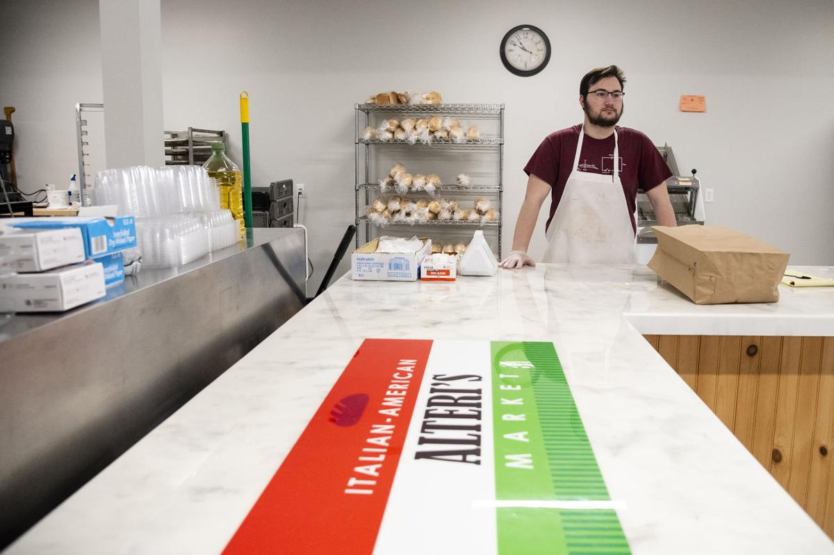Alteri's bakery finds rising niche during outbreak