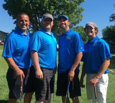 United Way Golf Tournament in full swing