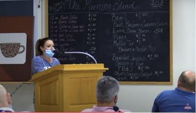 Massena superintendent stresses need for mask use