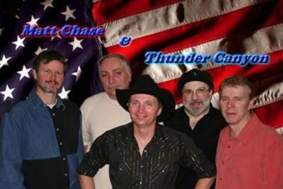 Matt Chase and Thunder Canyon to perform in Central Square