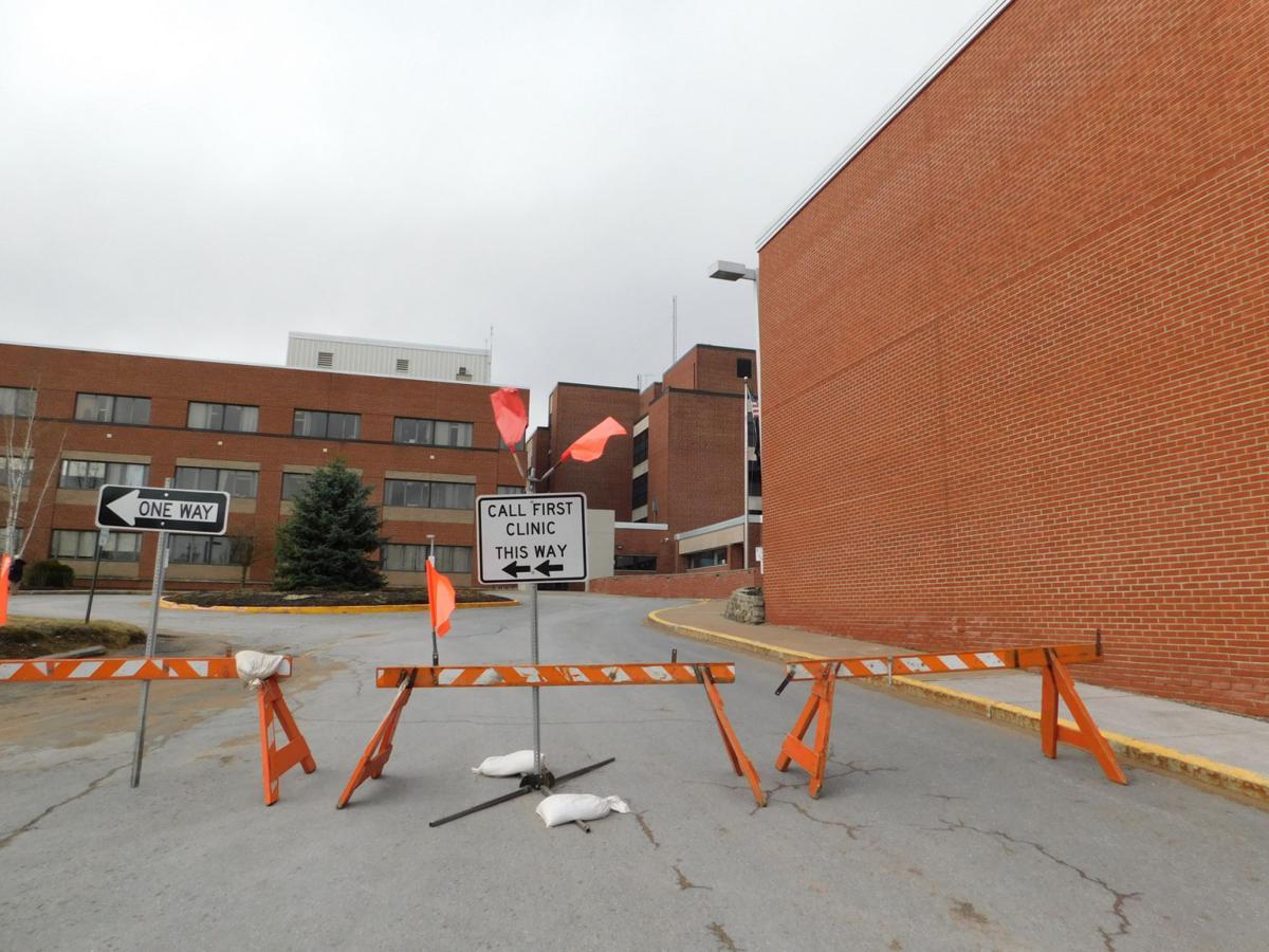 Lewis hospital establishes hotline, clinic