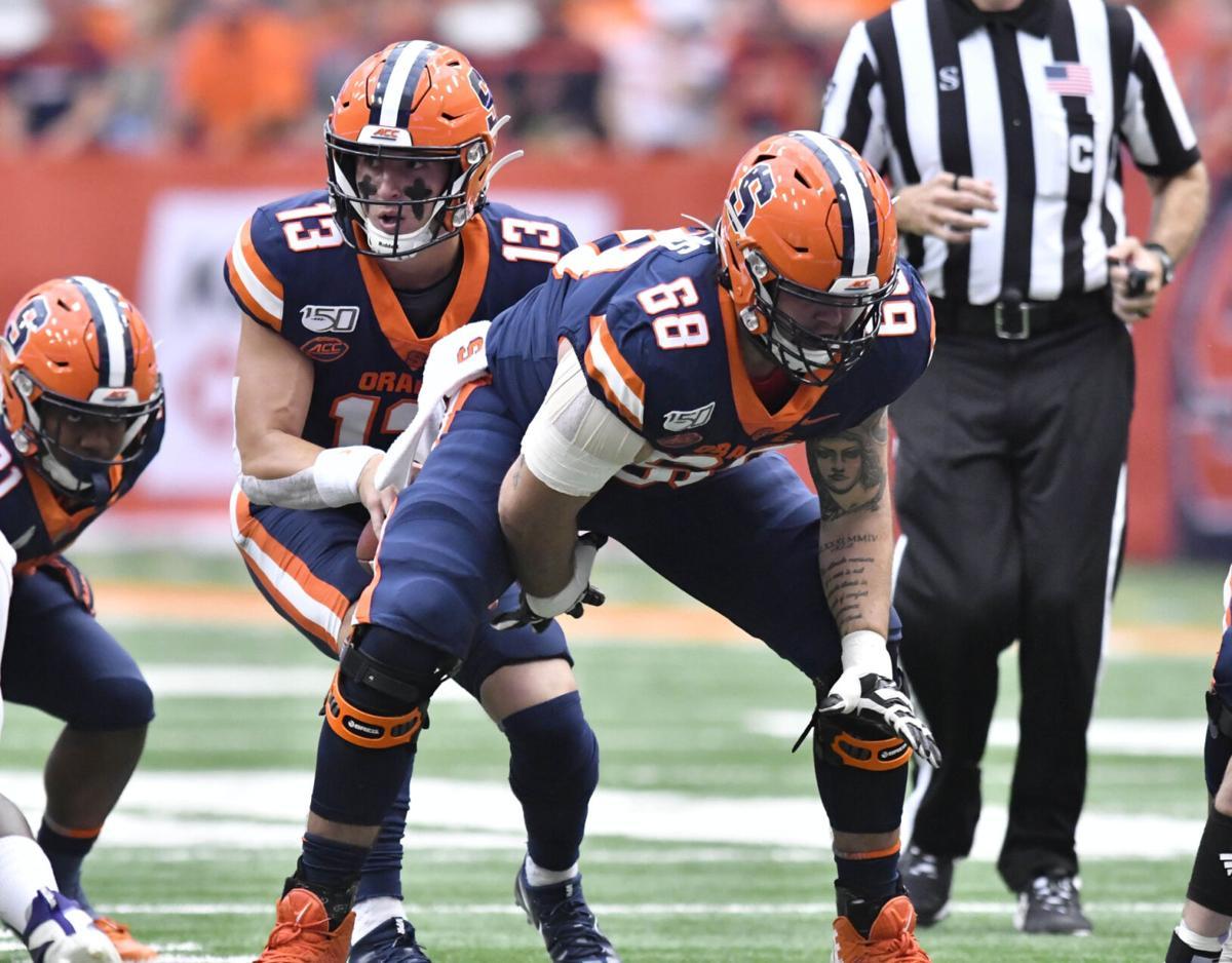 Orange back at practice, opens Sept. 12