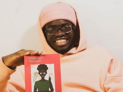 SUNY Oswego student publishes book of poems looking at love