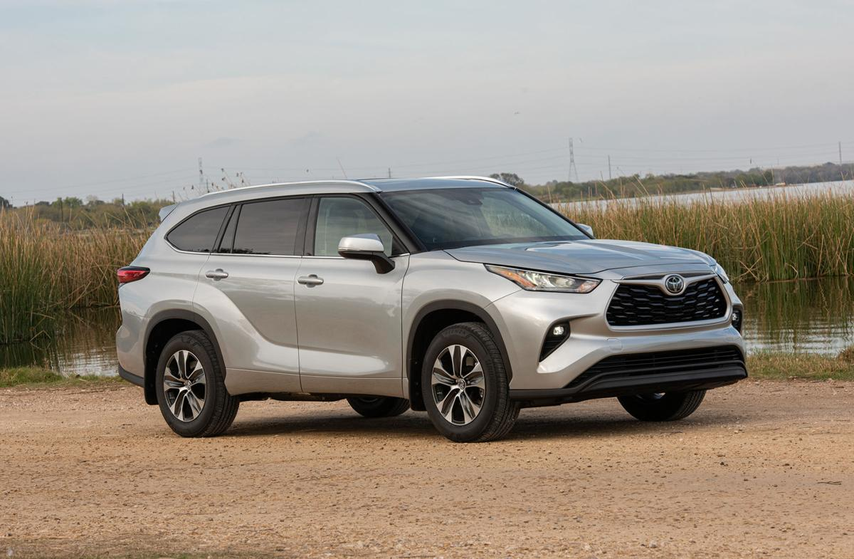 Family-focuesed 2020 Toyota Highlander channels Camry's spirit in a three-row SUV