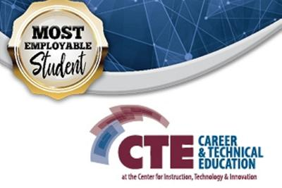 CTE students recognized with most employable awards for quarter 4