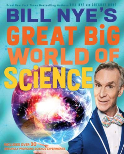Bill Nye talks about how the next generation of kids can save the world