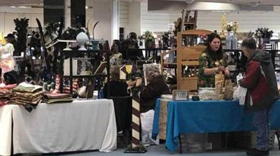 Massena holiday show to offer regional products