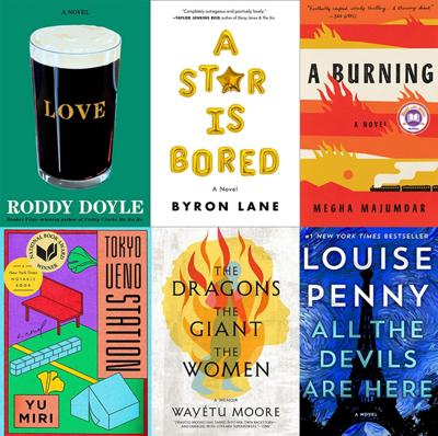 Celebrate summer with a fresh batch of paperbacks
