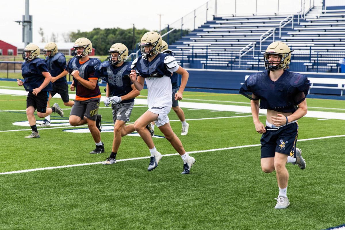 Class D Vikings depend on line