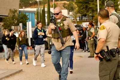 2 Dead and 3 Wounded in Shooting at High School in California