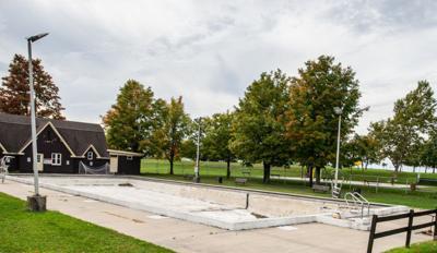 Park pool bids in works