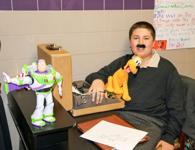 Hannibal students showcase work during DMK on display