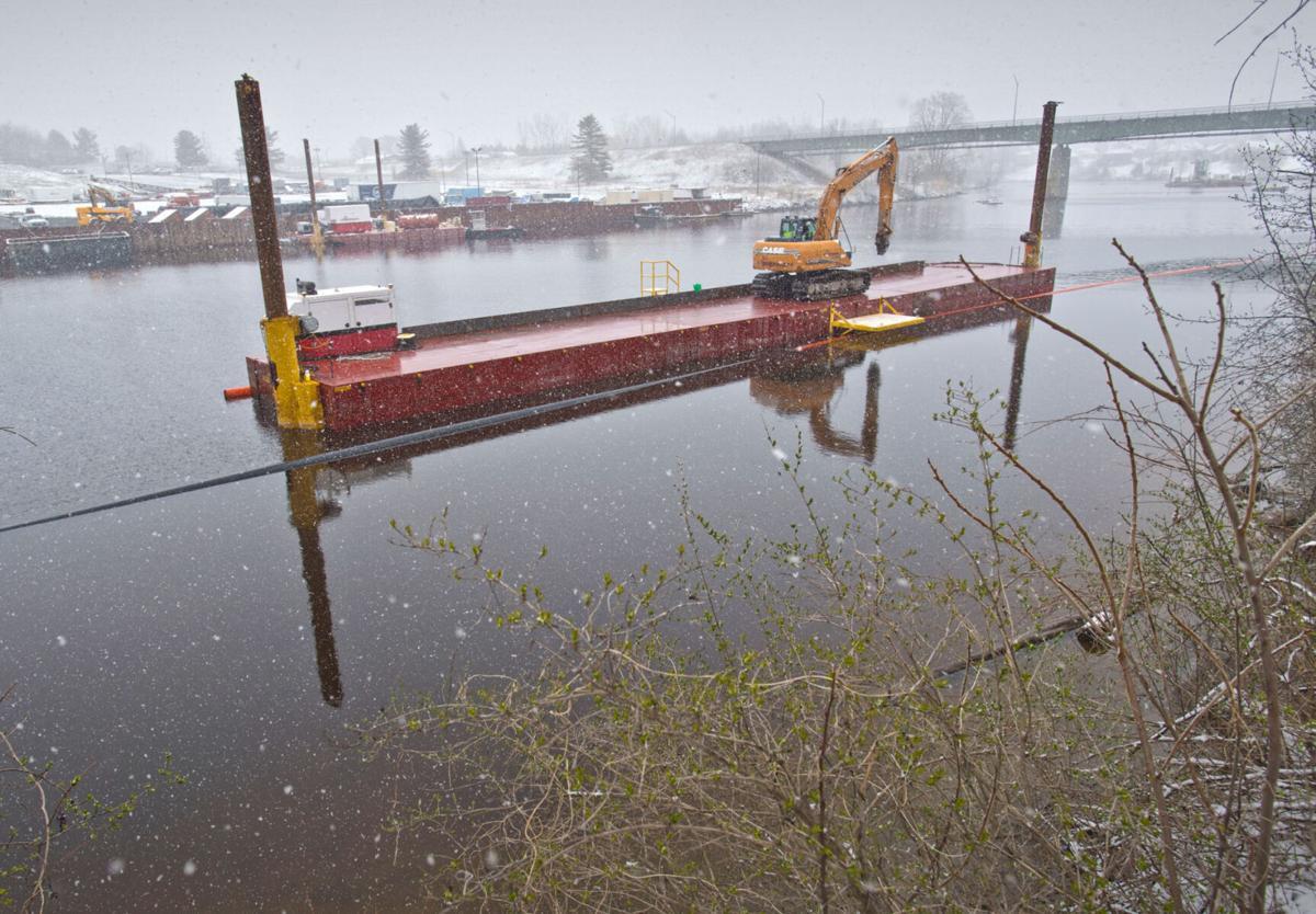 Grasse River efforts honored