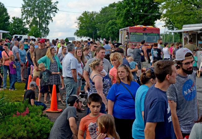 Food Truck Fridays to return June 28