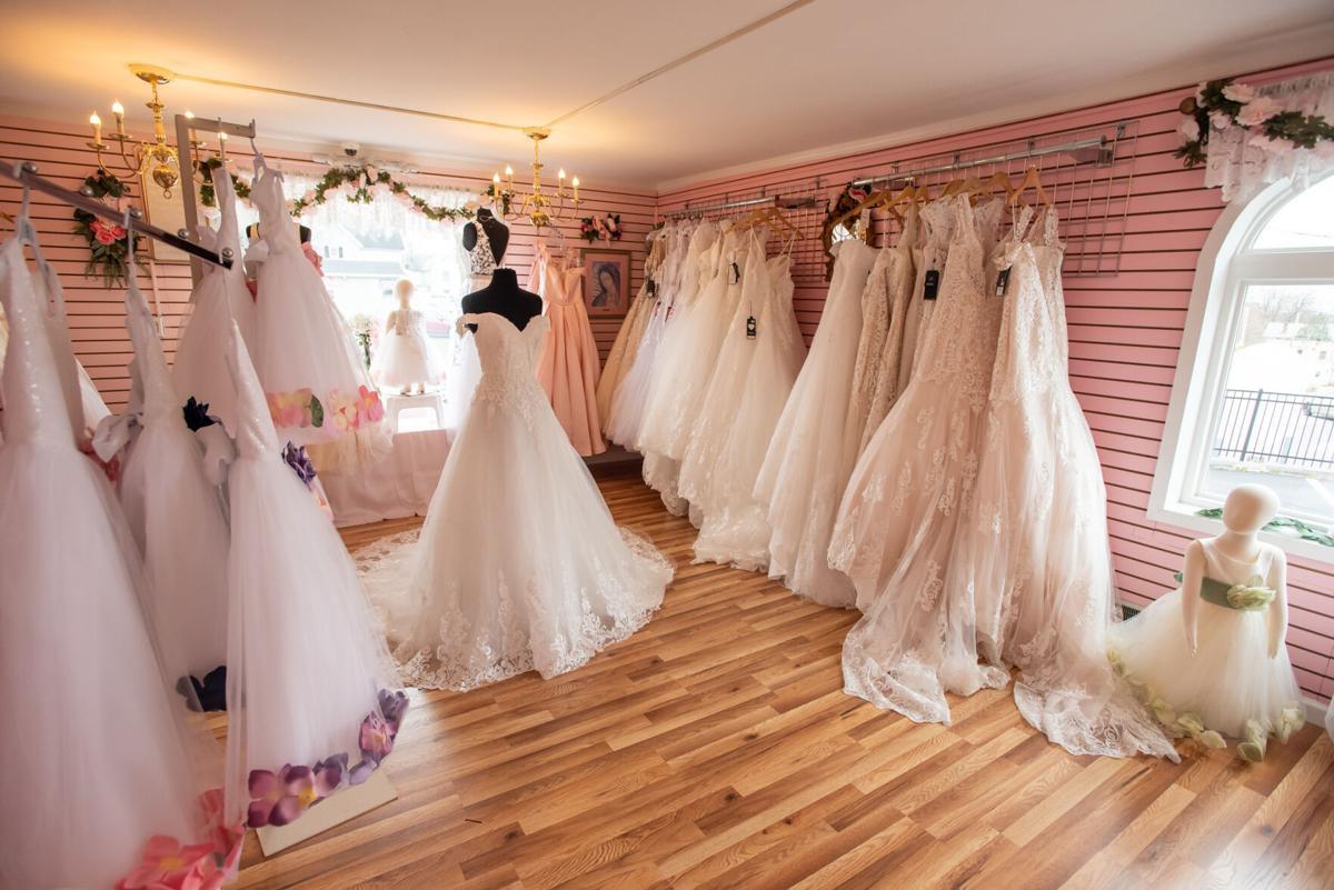 Bridal shop adjusts to changes