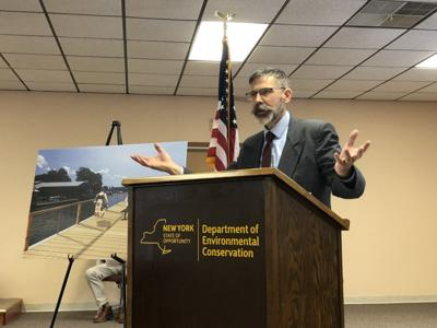 Flood project concerns discussed