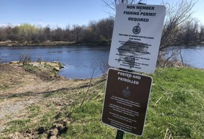 Reservation fishing restrictions remain