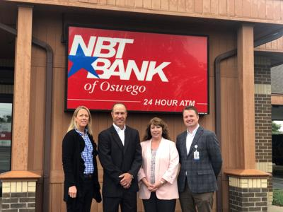NBT Bank, N.A. supports local healthcare, $15,000 donated to Campaign for Oswego Health