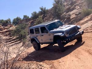 Jeep Wrangler Rubicon 392 is like old faithful with a potent punch.