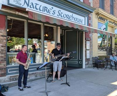 Weekly music event to resume in Canton