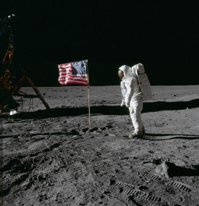 How did NASA put men on the moon? One harrowing step at a time