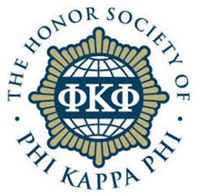Quinn Ceilly attends Phi Kappa Phi Student Vice President Leadership Summit