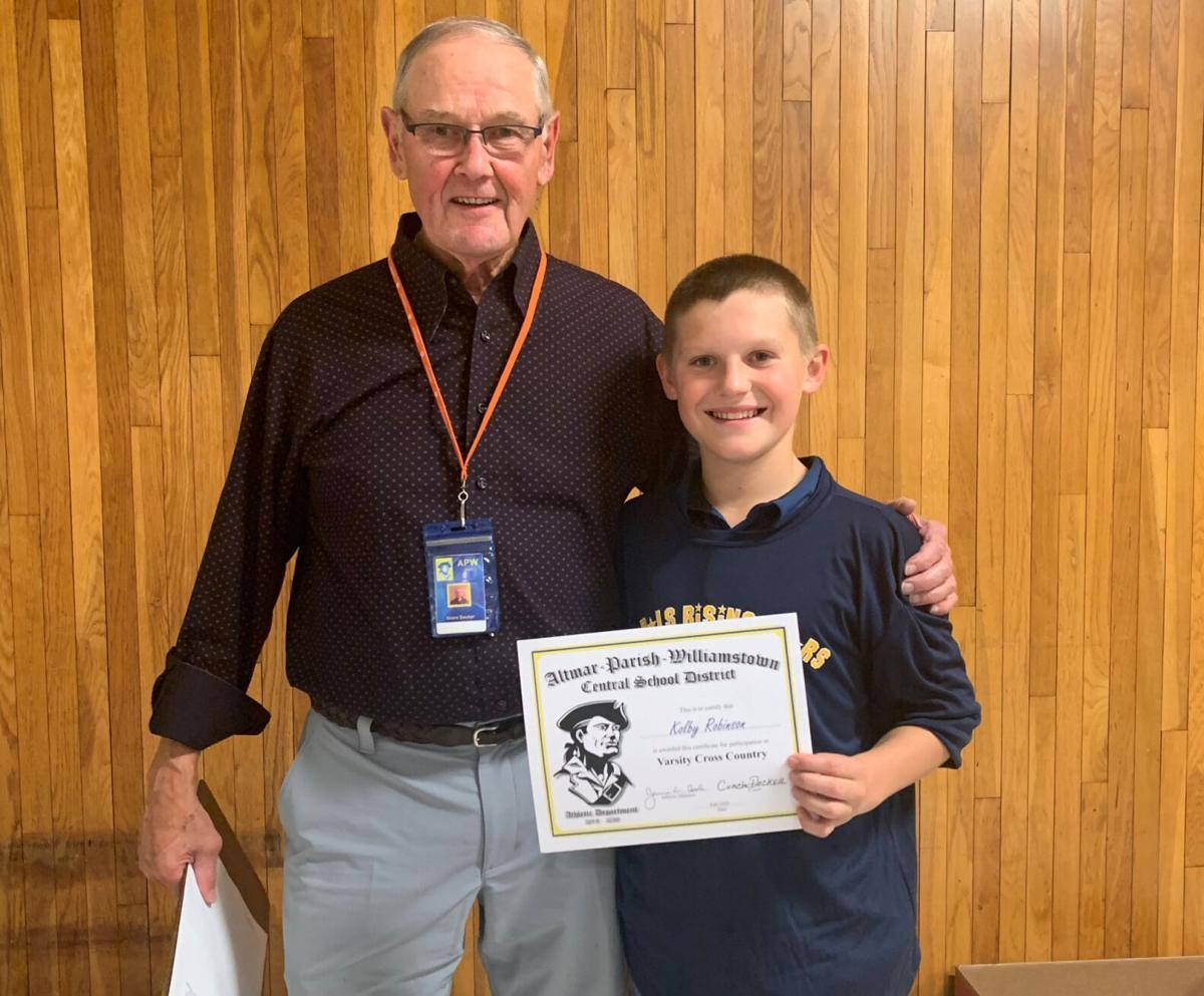 APW sports community fondly remembers Decker