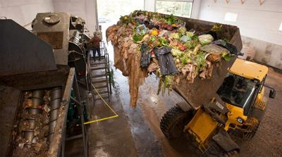 Some states are sending less food to landfills