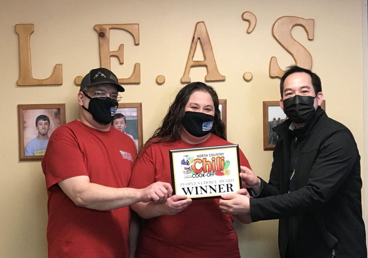 Annual Chili Cook-Off winners announced