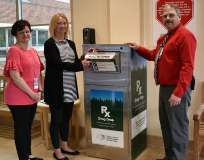 Oswego Health offers drug take back program