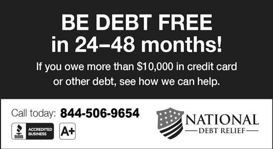 NY Press Debt Free