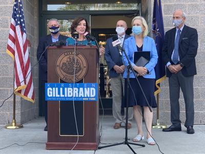 Gillibrand calls for $50 billion child care fund