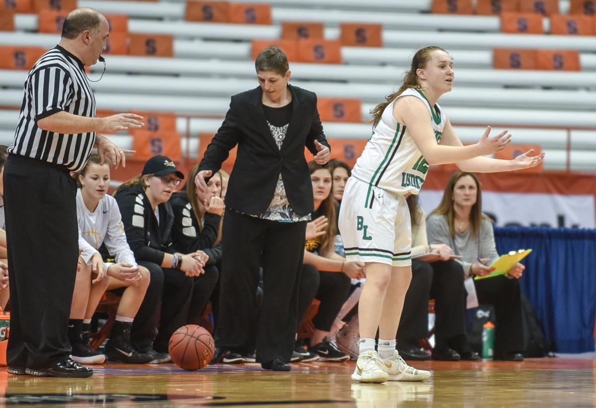 Photo Gallery Section 3 Girls Basketball Finals In Syracuse