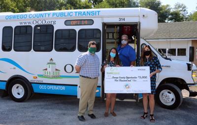 Greater Pulaski Community Endowment Fund grant aids OCO Public Transit