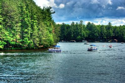 Lewis sheriff patrols county's two major lakes on July 4