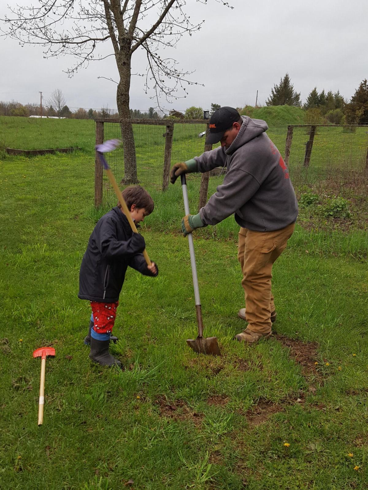 Land Trust offers saplings for Arbor Day celebration