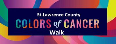 Colors of Cancer Walk taking place Saturday