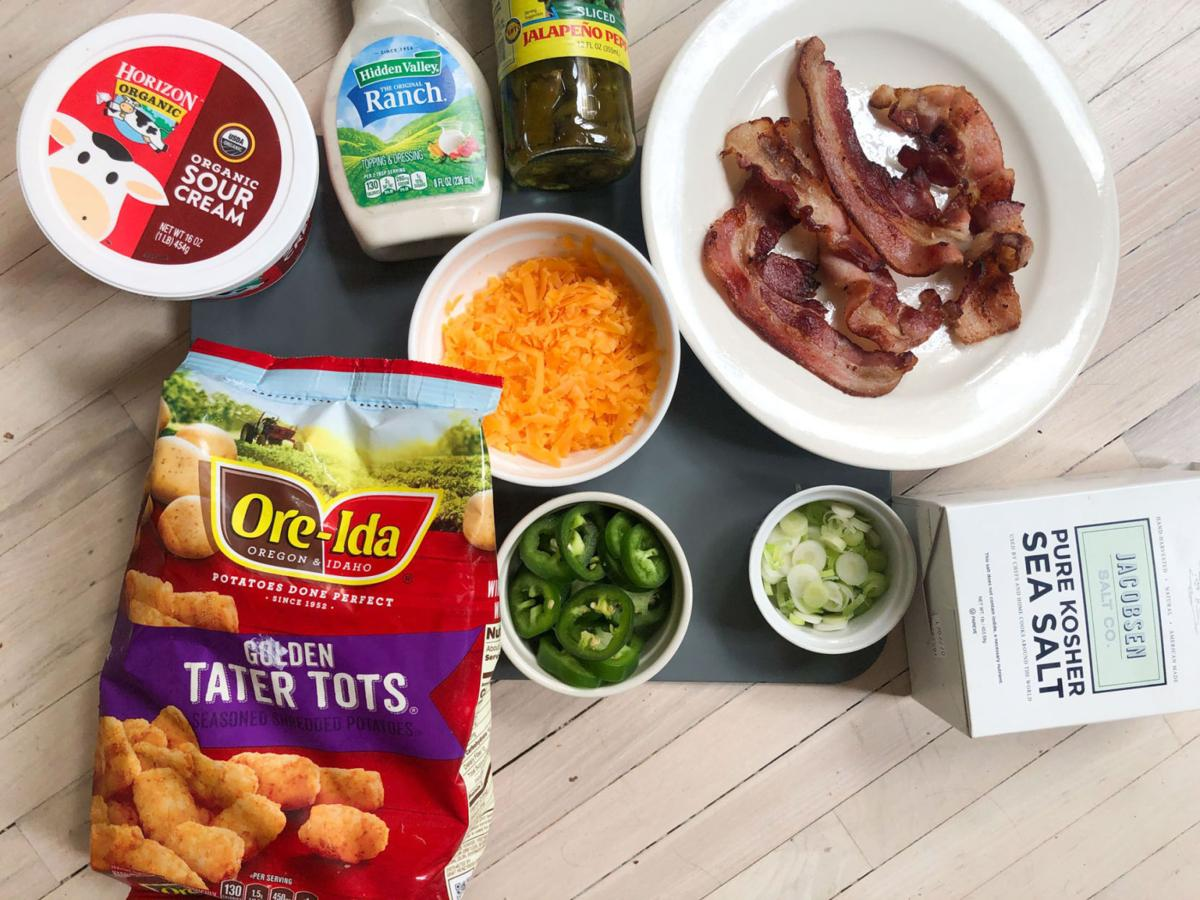 Not-quite-nacho feast is summer's go-to side dish