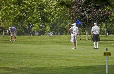 Golf Club discussion centers on sewer line